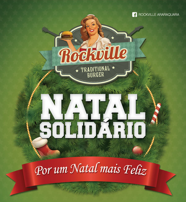 [Natal Solidário - Rockville]