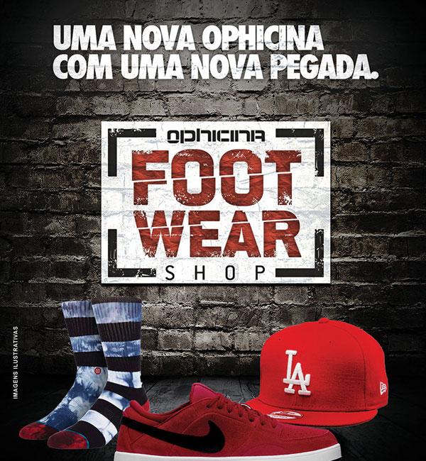 [Campanha de Lançamento Ophicina Footwear]