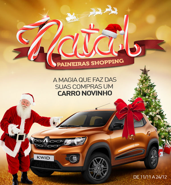 [CAMPANHA DE NATAL PAINERAS SHOPPING]